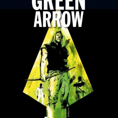 green arrow año uno