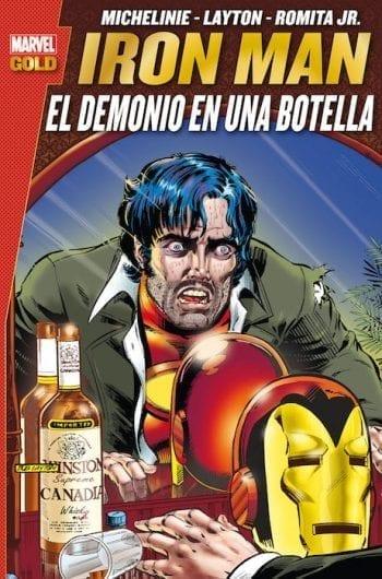 Descargar ComicIron Man El Diablo en una Botella
