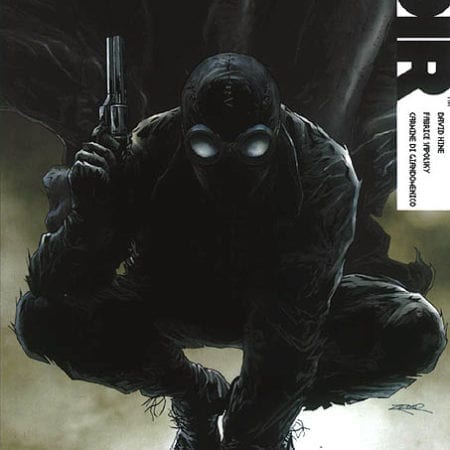 comic Spiderman noir