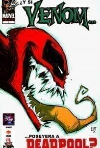 ¿Y si Venom poseyera a Deadpool?