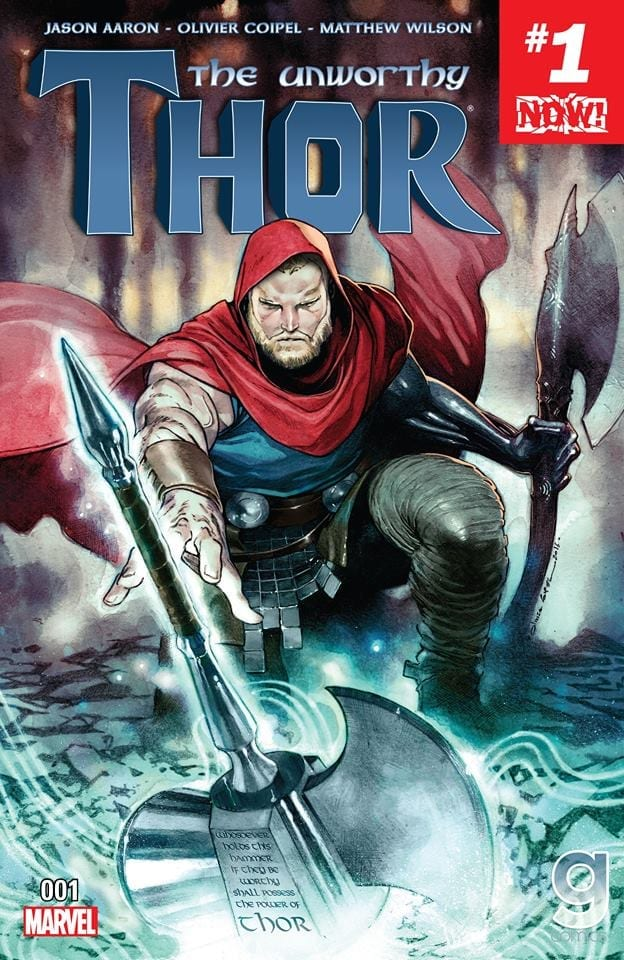 Leer Comics Unworthy Thor