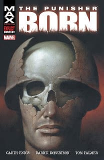 Leer Comics The Punisher Born #4