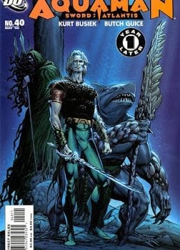 Aquaman: Sword Of Atlantis Volumen 1