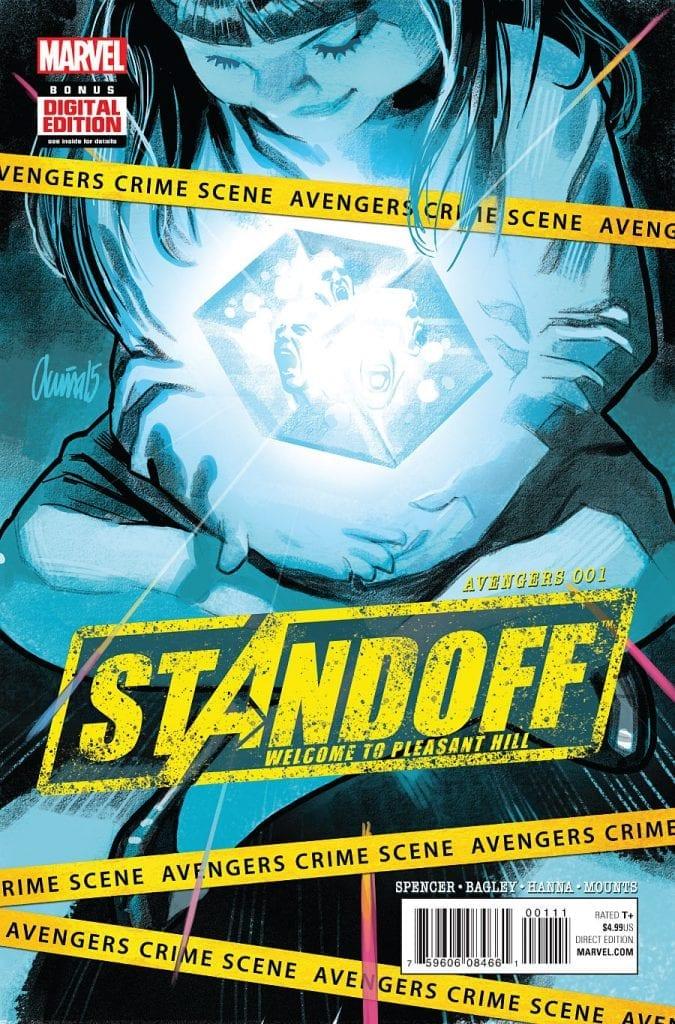 Leer Comic Avengers Standoff