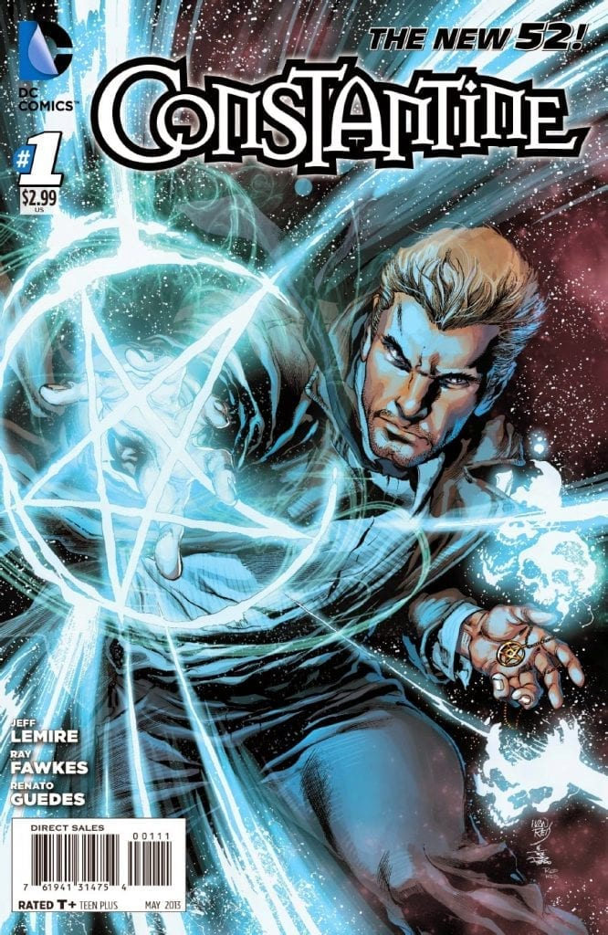 Constantine (New 52) Volumen 1