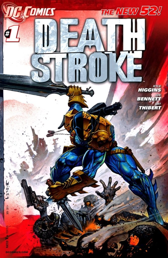 Leer Comic Deathstroke Volumen 2