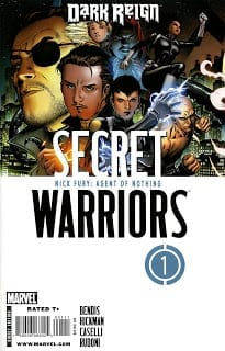 Leer comic Secret Warriors