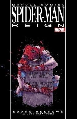 Leer Comic Spider-man Reign