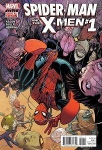 Spider-Man And The X-Men Volumen 1