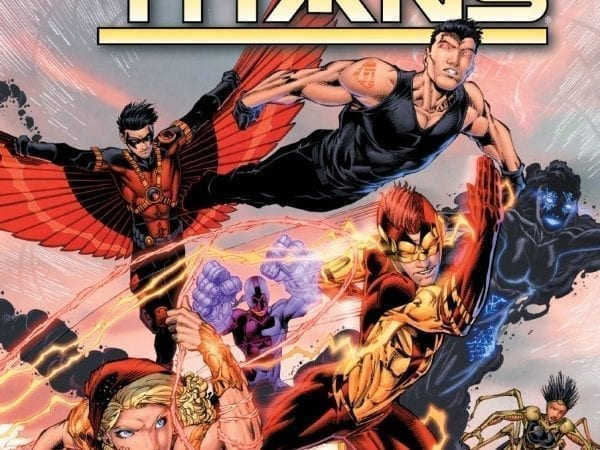 Teen Titans Volumen 4 (New 52)