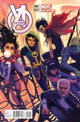 Young Avengers Vol1