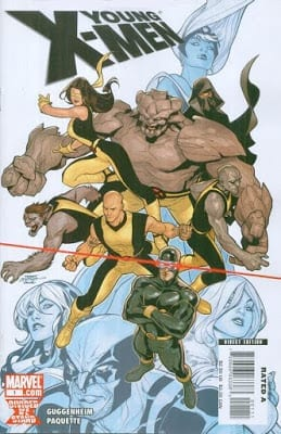Young X-Men Volumen 1