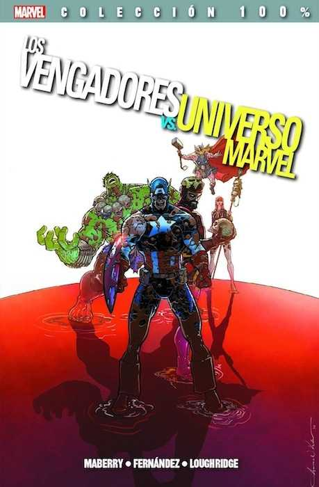 Leer Comics Marvel Universe vs The Avengers