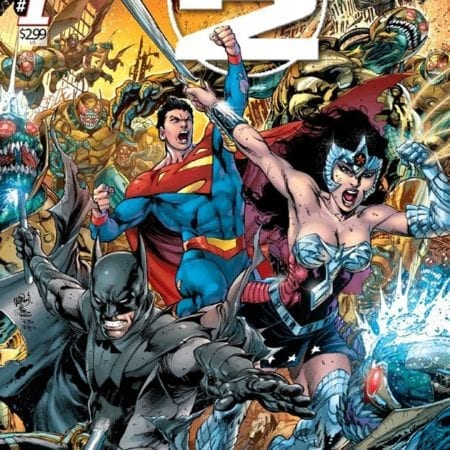 Earth 2 Vol 1 (new 52)