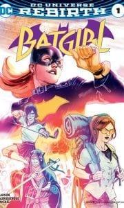 Batgirl Vol 5 (Rebirth)