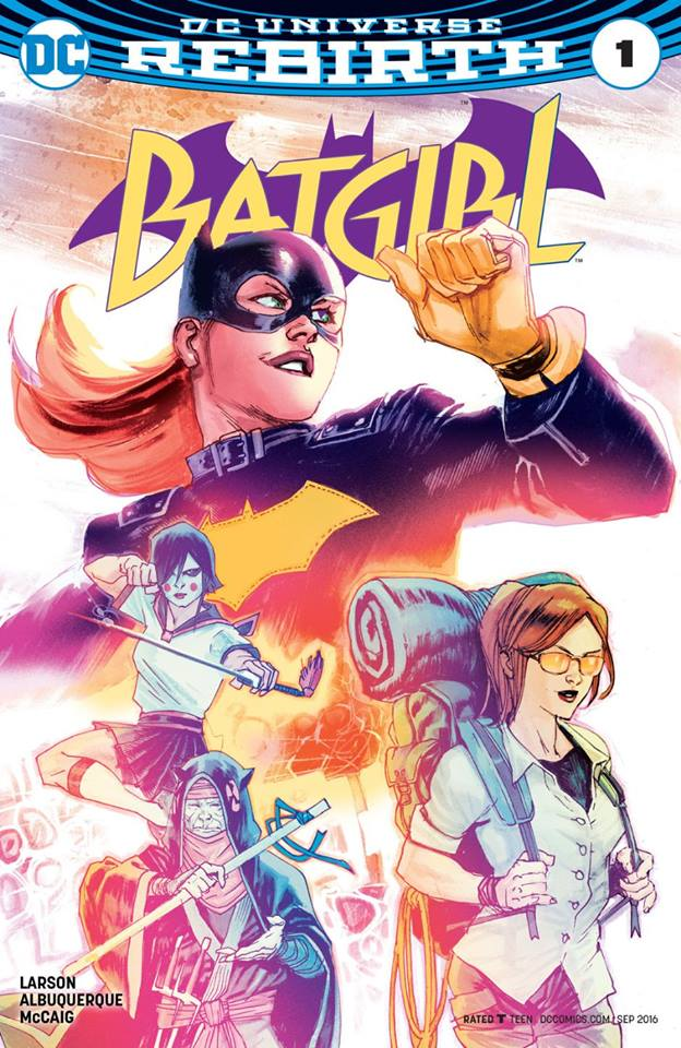 Batgirl Vol 5 (Rebirth)