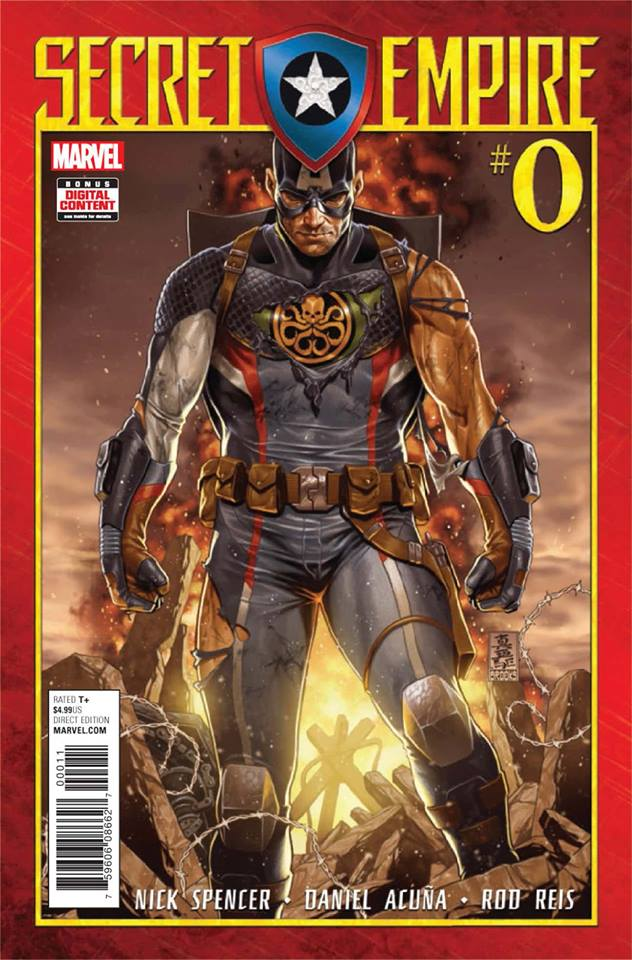 Secret Empire | PDF-Español |
