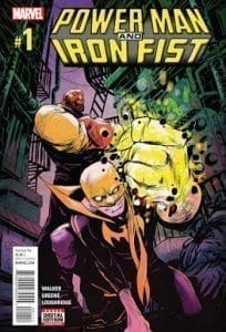 Power Man And Iron Fist Vol 3
