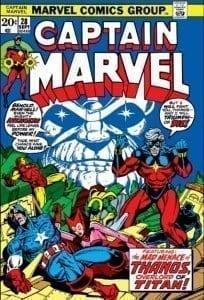 Thanos War