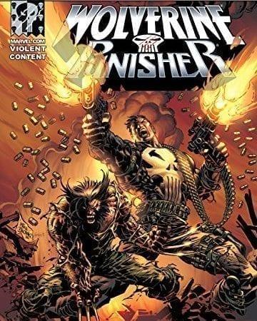 Wolverine Punisher (2004)