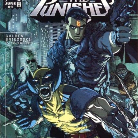 Wolverine Punisher Revelation