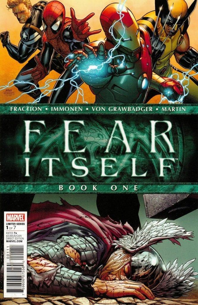 Fear Itself   CBR-Español  