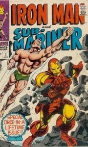Iron Man And Sub-Mariner Volumen 1