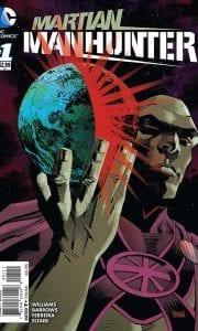 Martian Manhunter Vol 4