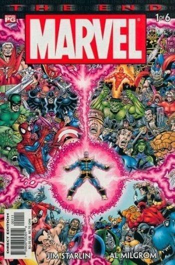 Marvel Universe: El Fin
