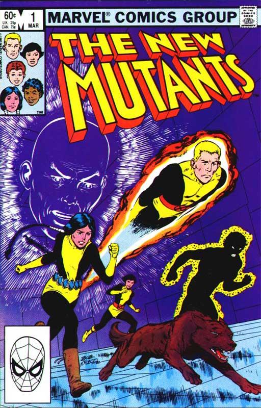 New Mutants Volumen 1