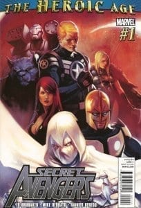 Secret Avengers Volumen 1