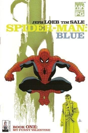 Spider-Man Blue | CBR-Español |