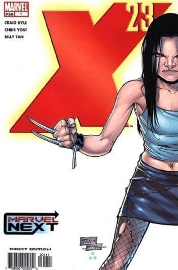 X-23 Volumen 1