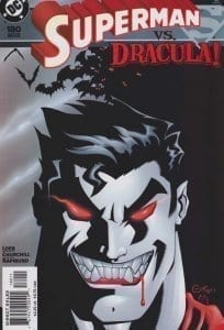 Superman vs Dracula