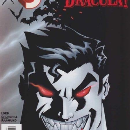 Superman vs Dracula
