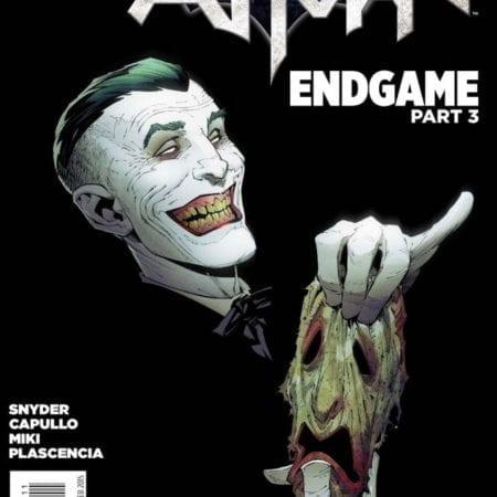 Batman Fin del juego