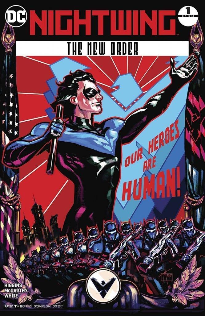 Nightwing: El Nuevo Orden | PDF-Español |