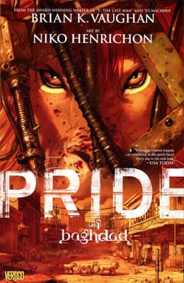 Pride of Baghdad | PDF-Español |