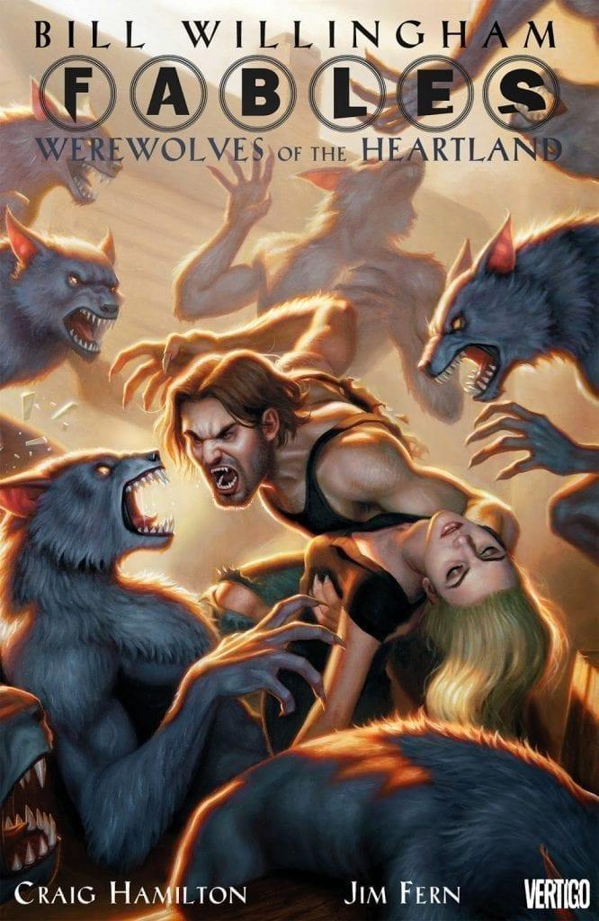 Werewolves of the Heartland