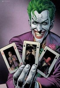 Versiones del Joker