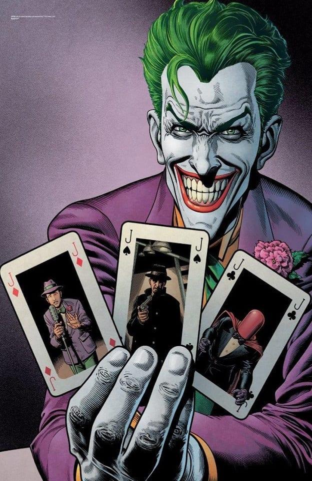 Todas las versiones del Joker en los comics