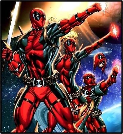 cosas que no sabias de Deadpool