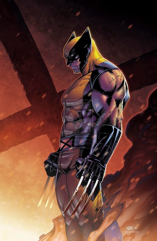 datos curiosos de Wolverine