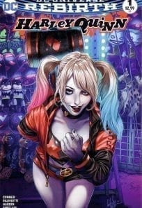 Harley Quinn Rebirth comic