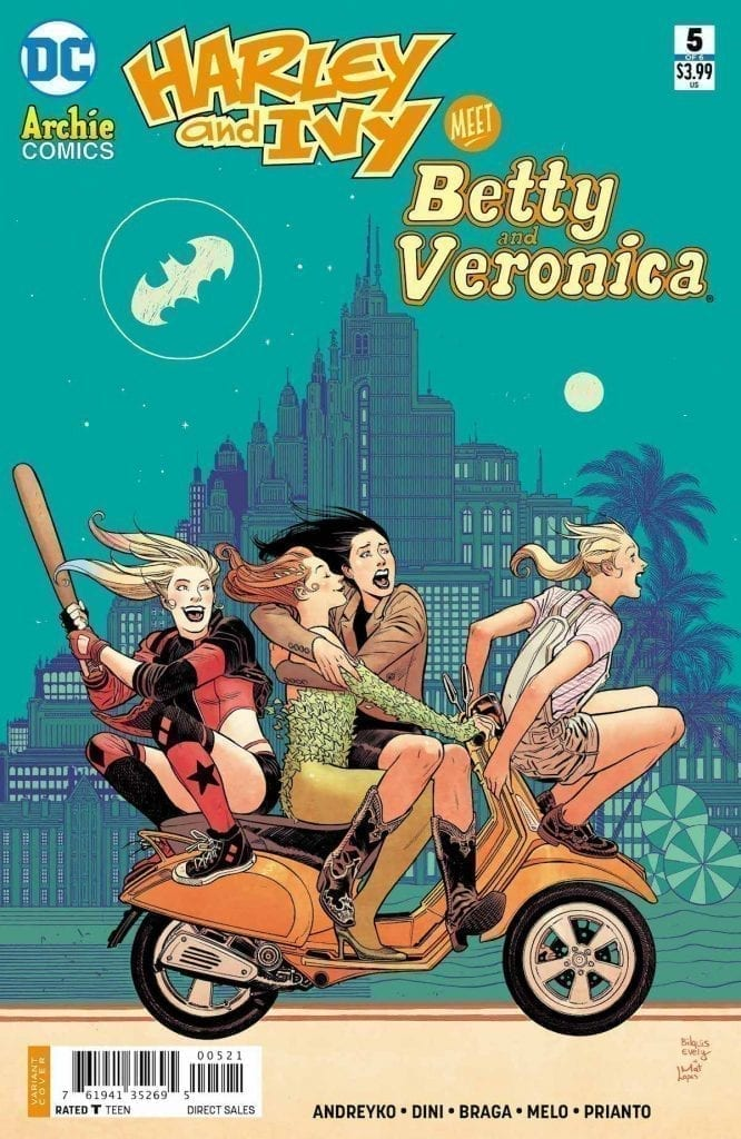 Harley & Ivy Meet Betty and Veronica