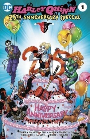 Ver Comic Harley Quinn 25th Anniversary Special #1