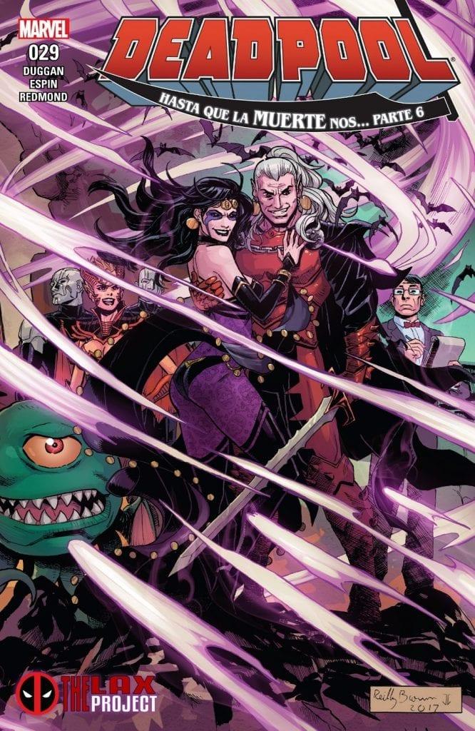 Ver el Comic Deadpool Until Death Do Us