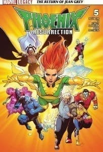 Phoenix Resurrection Vol.1