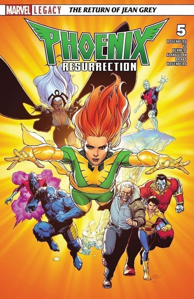 Phoenix Resurrection Vol.1
