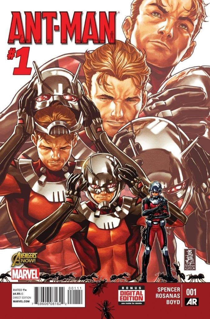 Ant-man Vol.2